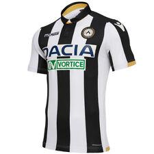 Udinese Calcio macron Herren Fußball Fan Trainings Heim Trikot 58010601 Gr. XL