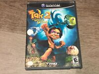 Tak 2 The Staff of Dreams Nintendo Gamecube w/Case Authentic