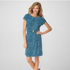 LILLY PULITZER $118 Thrill of the Chase Smocked Leopard Mouse Dress Size XS