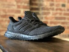 d74d111c5cfb3 Adidas Ultra Boost 4.0 Triple Black UK 8.5 Latest Release 2018 Trainers  Shoes