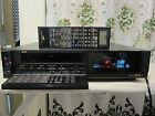 JVC HR-S5000E Super VHS Hi-End Editing Hi Fi Stereo S-VHS VCR PAL 220v w Remote