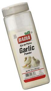 Badia Garlic Powder, 16 Ounce