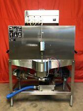 Cma B-2 Double Rack Low Temperature Chemical Sanitizing Dishwasher