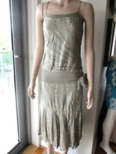 Unbranded Silk Dresses for Women with Sequins