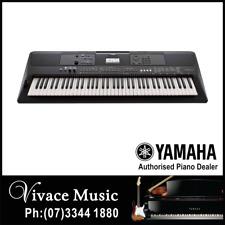 Yamaha PSREW400 76 Key Portable Keyboard Piano + Stand 3 Year Warranty