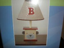 Cocalo Baby Buttons Lamp Base & Shade Nib