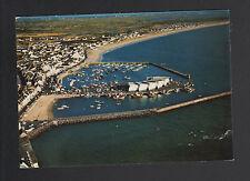 LA TURBALLE (44) VILLAS & PORT en vue aérienne en 1978