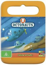 Octonauts: Calling all GUPs!   DVD