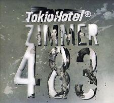 TOKIO HOTEL - ZIMMER 483 2-DISC CD W/BONUS DVD RARE PUNK GERMAN IMPORT 2007 HTF