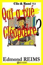 Qui a Tu� Cl�op�tre? by Edmond Reims (2012, Paperback, Large Type)