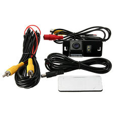 Car Rear View Camera for BMW E46 E38 E39 E90 E91 X3 Reverse Backup Parking Cam