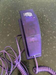 Jelly Bean communication, purple corded landline Phone set