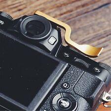 Brass Thumb UP Thumb Rest Thumb Grip Hot Shoe Cover F Fuji XT2 Fujifilm X-T2