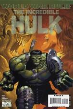 Incredible Hulk #108, World War Hulk, NM 9.4, 1st Print, 2007