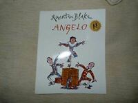 ANGELO - [40th Anniversary Edition], Quentin BLAKE, Very Good, Paperback