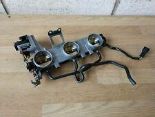 2007 TRIUMPH ST1050 ST 1050 ABS - THROTTLE BODIES INJECTORS & TPS