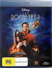Disney's THE ROCKETEER (Timothy Dalton)   -  Blu Ray - Sealed Region B