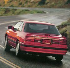 1990 MAZDA MX-6 Brochure / Pamphlet : DX,LX,GT,4WD, MX6, MX 6