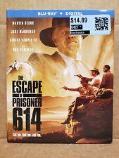 The Escape of Prisoner 614 Blu-ray Digital Slipcover Ron Perlman Western NEW