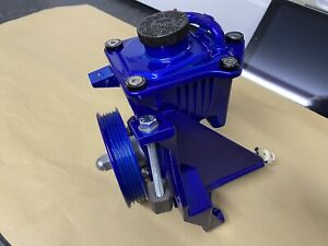 subaru impreza power steering pump Classic Powder Coat