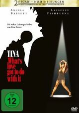 DVD Tina Turner - What's love got to do with it Neu/OVP