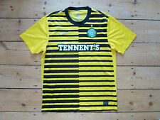 size:-L CELTIC FC football shirt 2012 Home shirt Nike Soccer Jersey Retro