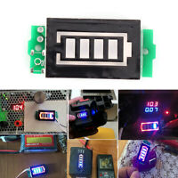 Li-ion 4 Blocks Lithium Power Module Battery Capacity Display Tester Indicator