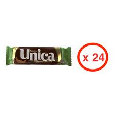 24X LEBANESE Gandour HAZELNUT UNICA Chocolate Wafer Sweets + Free Shipping