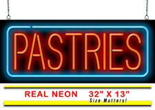 """Pastries Neon Sign 