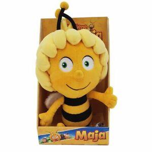 Plüsch-Figur Maja | 30 cm | Biene Maja | Stoff-Tier | Softwool Kuscheltier