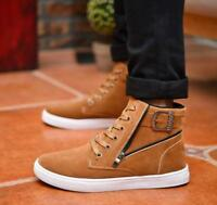 New Men's High Top Martin boots Trainers Casual shoes Sneakers Sports shoes