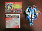 Transformers RID Side Burn Complete w/ Instructions and card