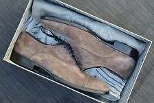 NWB Officine Creative Alexander McQueen Mens shoes Taupe Suede US 10.5 - EU 44