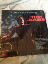 Tom Jones Record I (Who have nothing)