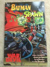 Batman/Spawn: War Devil