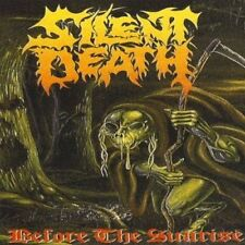 Silent Death-Before The Sunrise (CD)