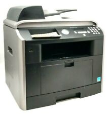 DELL LASER MFP 1815dn ALL IN ONE Laser Printer w/ TONER, CABLES, & QUICK GUIDE!