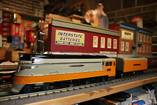 Lionel MTH O Gauge set #11-6017-1  Hiawatha Streamliner Milwaukee Road proto 2.0