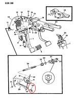 For 2010-2018 Mercedes Sprinter 2500 Hood Prop Rod Retainer Mopar 97575RN 2017