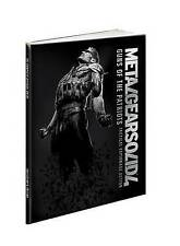 Metal Gear Solid 4: Guns of the Patriots by Prima Games (Hardback, 2008)