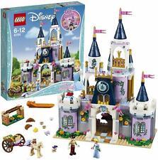 41154 LEGO DISNEY PRINCESS IL PALAZZO DEI SOGNI DI CENERENTOLA 585 PEZZI NUOVO