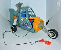 Ecto-2 - The real Ghostbusters - Kenner