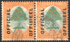 South Africa Officials 1928-30 6d green & orange, SG.O6, used, cat.£55