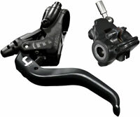 MT4 Disc Brake - Magura MT4 Disc Brake and Lever - Front or Rear, Hydraulic,