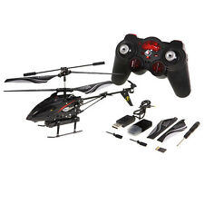 S977 3.5CH Camera Channel RC Metal Helicopter Gyro Radio USB Remote Control