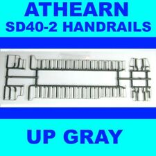 UNION PACIFIC SD40-2 SOLID GRAY HANDRAIL SET  ATHEARN HO Scale SD-40-2