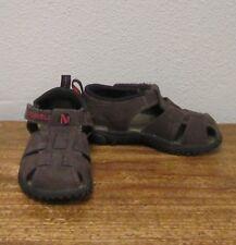 MERRELL Boys Brown Infant Bliss Sandals - 8