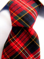 Men's Penoleron Virgin Wool Tie A26462