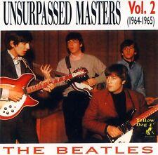 Beatles: Unsurpassed Masters Vol. 2 1964-65 (Yellow Dog YD 002)