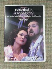 Betrothal in a Monastery Kirov Opera & Ballet Valery Gergiev Prokofiev Region 0